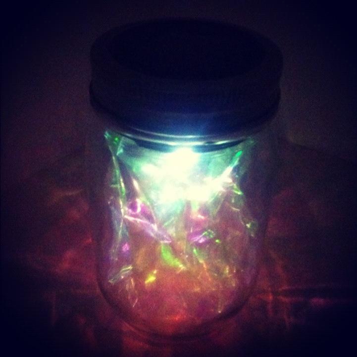 lighting in a jar. Lighting In A Jar D
